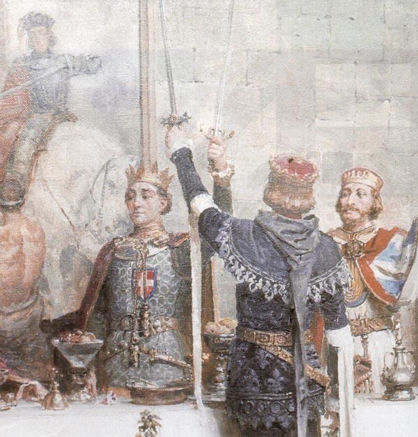 История Кипра - Ричард Львиное Сердце